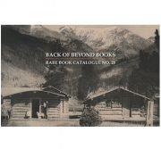 Back of Beyond Books 2018 Print Catalog