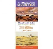 2019 Moab Artists Studio Tour