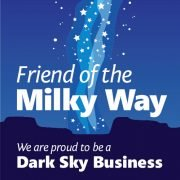 Friend of the Milky Way Logo Design